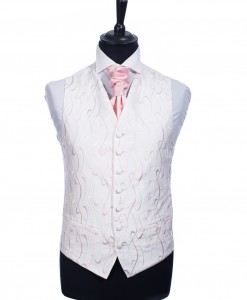 Venice wedding waistcoat