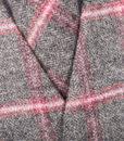 Rose Tweed Detail